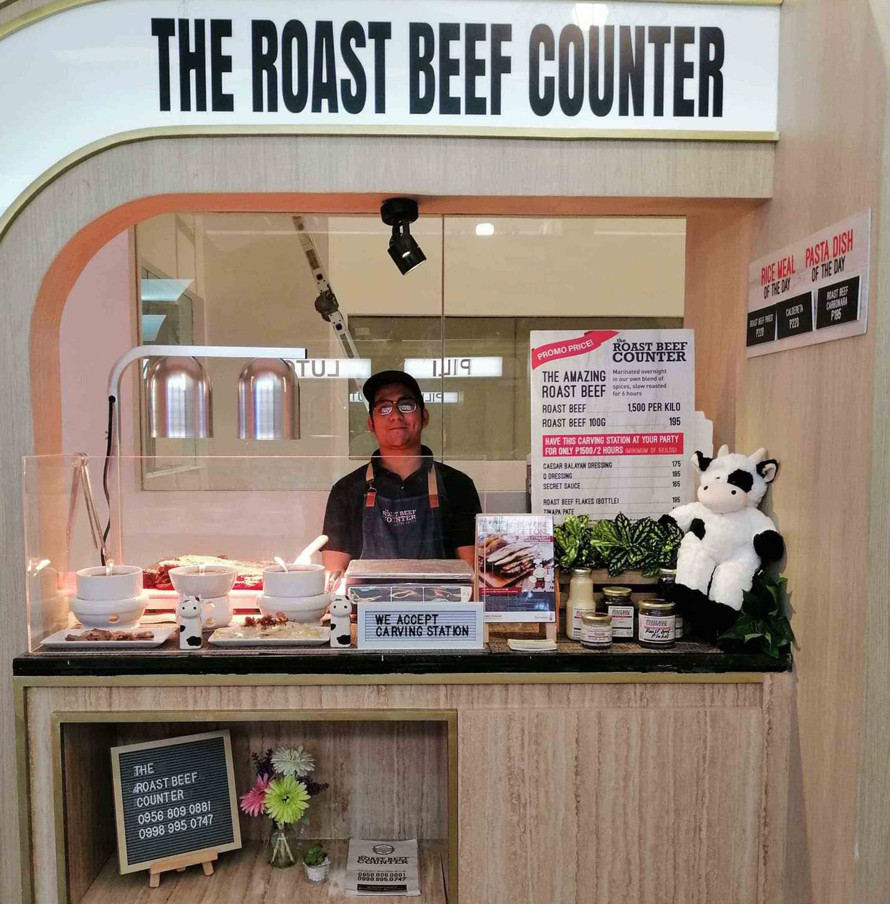 The Roast Beef Counter